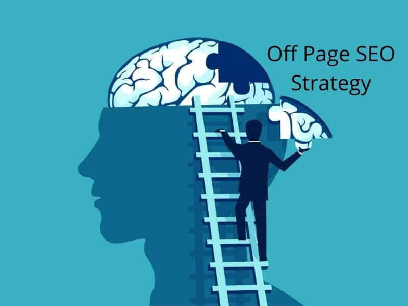 Off Page SEO Strategy